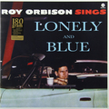 Виниловая пластинка ROY ORBISON - LONELY AND BLUE (180 GR)