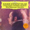 Виниловая пластинка SCHUBERT - SYMPHONIE NO. 8 & SYMPHONIE NO. 3 (180 GR)