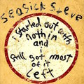 Виниловая пластинка SEASICK STEVE - I STARTED OUT WITH NOTHIN AND I STILL GOT MOST OF IT LEFT (180 GR)
