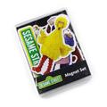 Набор магнитов Sesame Street - Characters