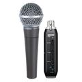 USB микрофон Shure SM58-X2u