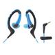Внутриканальные наушники Audio-Technica ATH-SPORT1 Blue