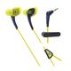 Внутриканальные наушники Audio-Technica ATH-SPORT2 Navy/Yellow
