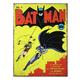 Стальной знак Batman - Comics No.1