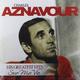 Виниловая пластинка CHARLES AZNAVOUR - SUR MA VIE: HIS GREATEST HITS