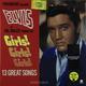 Виниловая пластинка ELVIS PRESLEY-GIRLS! GIRLS! GIRLS!.. + 2 BONUS