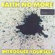 Виниловая пластинка FAITH NO MORE - INTRODUCE YOURSELF (180 GR)