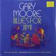 Виниловая пластинка GARY MOORE-BLUES FOR JIMI (2 LP)