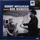 Виниловая пластинка GERRY MULLIGAN-MEETS BEN WEBSTER (180 GR)