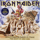 Виниловая пластинка IRON MAIDEN-SOMEWHERE BACK IN TIME - THE BEST OF: 1980-1989 (2 LP)