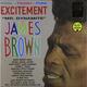 Виниловая пластинка JAMES BROWN - EXCITEMENT
