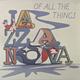 Виниловая пластинка JAZZANOVA - OF ALL THE THINGS