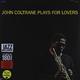 Виниловая пластинка JOHN COLTRANE - PLAYS FOR LOVERS + 1 BONUS