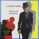 Виниловая пластинка LEONARD COHEN - POPULAR PROBLEMS (LP + CD)