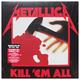 Виниловая пластинка METALLICA - KILL\'EM ALL