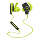Беспроводные наушники Monster iSport Bluetooth Wireless SuperSlim In-Ear Green