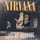 Виниловая пластинка NIRVANA-LIVE AT READING (2 LP 180 GR)