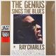 Виниловая пластинка RAY CHARLES-THE GENIUS SINGS THE BLUES (180 GR)