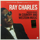 Виниловая пластинка RAY CHARLES - MODERN SOUNDS IN COUNTRY & WESTERN MUSIC VOL. 1 (180 GR)