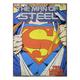 Стальной знак Superman - The Man of Steel Comics No.1