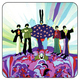 Подставка The Beatles - Yellow Submarine The End