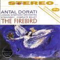 Виниловая пластинка STRAVINSKY - THE FIREBIRD (180 GR)