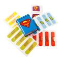 Набор лейкопластырей Superman