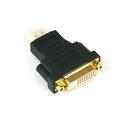 Переходник Supra HDMI(m)-DVI(f)