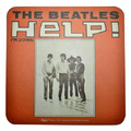 Подставка The Beatles - Help! Orange