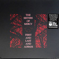 Виниловая пластинка THE SISTERS OF MERCY - FIRST AND LAST AND ALWAYS (4 LP)