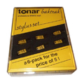 Игла для звукоснимателя Tonar Stylus Baktrak 6 Pack
