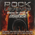 Виниловая пластинка AC/DC TRIBUTE-ROCK LEGENDS PLAYING THE SONGS OF AC/DC (2 LP, 180 GR)