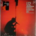 Виниловая пластинка U2 - UNDER A BLOOD RED SKY