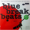 Виниловая пластинка VARIOUS ARTISTS - BLUE BREAK BEATS VOL.2 (2 LP, COLOURED)