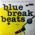 Виниловая пластинка VARIOUS ARTISTS - BLUE BREAK BEATS VOL.3 (2 LP, COLOURED)