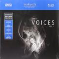 Виниловая пластинка VARIOUS ARTISTS - GREAT VOICES (2 LP, 180 GR)
