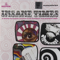 Виниловая пластинка VARIOUS ARTISTS - INSANE TIMES - 21 BRITISH PSYCHEDELIC ARTYFACTS FROM PARLOPHONE AND ASSOCIATED LABELS (2 LP)