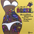Виниловая пластинка VARIOUS ARTISTS -  THE BEAT OF BRAZIL. BRAZILIAN GROOVES FROM THE WARNER VAULTS (2 LP)