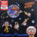 Виниловая пластинка VIDEO KIDS - THE INVASION OF THE SPACEPECKERS (30TH ANNIVERSARY EDITION)