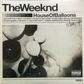 Виниловая пластинка WEEKND - HOUSE OF BALLOONS (2 LP)