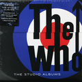 WHO - THE STUDIO ALBUMS (14 LP)