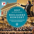 Виниловая пластинка WIENER PHILHARMONIKER - NEW YEAR'S CONCERT 2017 (3 LP)