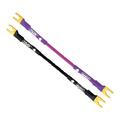 """XLO UltraPlus Bi-Wire Jumper Cable Set 8"""""""