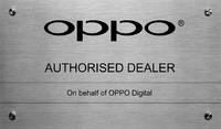 Сертификат дилера OPPO