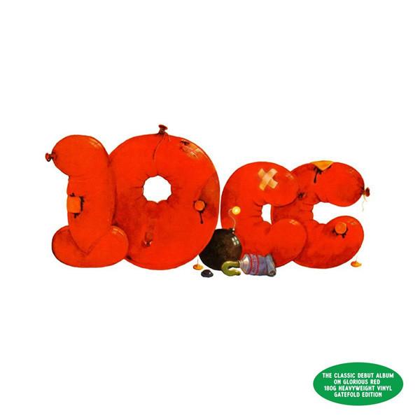 10CC 10CC - 10cc (180 Gr) цена в Москве и Питере