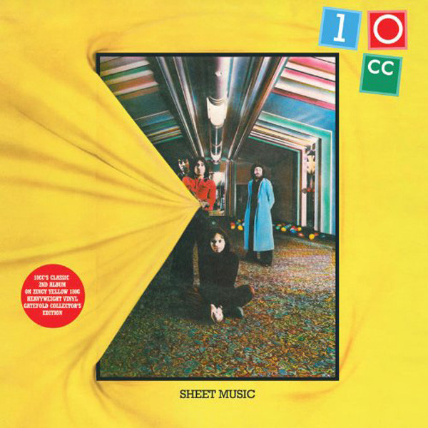 10CC - Sheet Music (180 Gr)