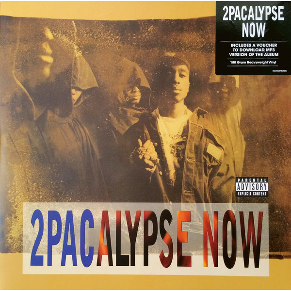 2PAC - 2 Pacalypse Now (2 LP)