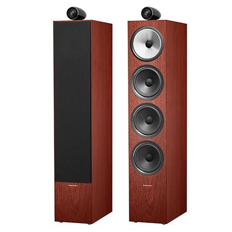Напольная акустика B&W 702 S2 Rosenut (уценённый товар)