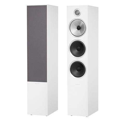Напольная акустика B&W 703 S2 Satin White