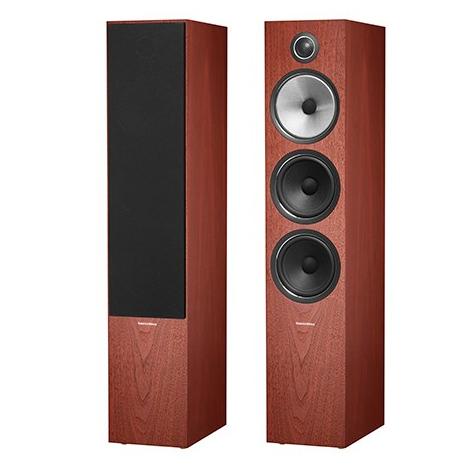 Напольная акустика B&W 703 S2 Rosenut (уценённый товар)